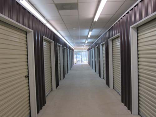 Indoor Storage Building Design