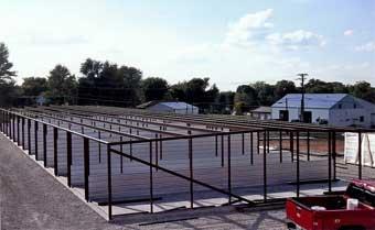 Constructing Self Storage Buildings & Mini Storage Building Construction | Erecting Storage Units