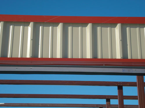 Constructing Self Storage Units
