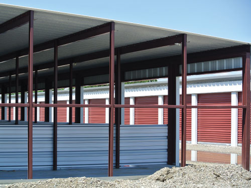 Self Storage Building Contractor