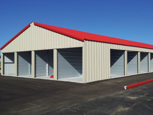 Low Prices On Mini Storage Buildings And Storage Unit Kits